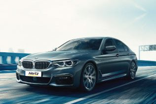 Rent a BMW at $107/day