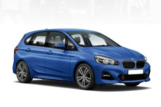 Free Upgrade from BMW 216i Gran Tourer to M Sports Model