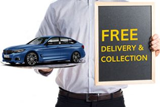 Free Delivery and Collection for All Car Rental