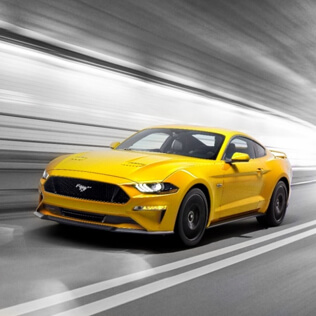 Drive a Ford Mustang with Zero Down Payment