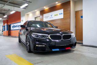 Luxury Performance Vehicle Promotion