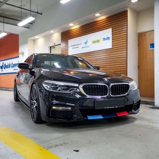 Luxury Performance Vehicle Promotion