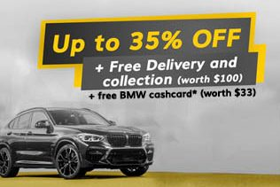 [OCT SPECIAL] Free Delivery and Collection* + Free Cashcard^
