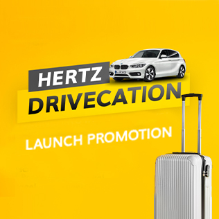 Hertz Drivecation: Free BMW Cashcard worth $33 for the first 20 sign up