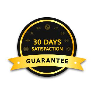 30 Days Satisfaction Guarantee
