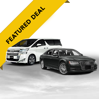 Featured Leasing Deal for Toyota Vellfire & Audi A8L